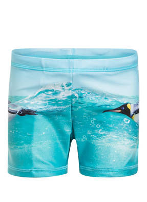 molo Badeshorts NORTON PLACED mit UV-Schutz 50+
