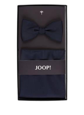 JOOP! Set: Fliege und Einstecktuch