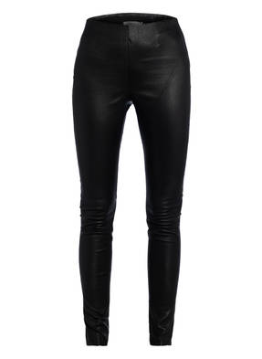 GESTUZ Leder-Leggings
