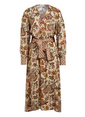 Dixie Kleid in Wickeloptik