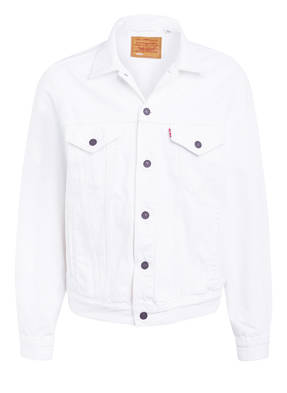 Levi's® Jeansjacke V. WHITE OUT TRUCKER