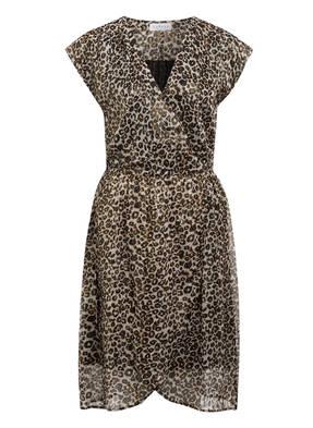 velvet Kleid REGAN mit Glitzergarn