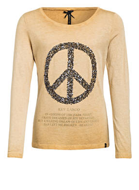 KEY LARGO Longsleeve PEACE