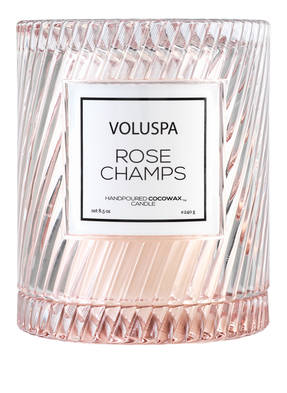 VOLUSPA Duftkerze ROSE CHAMPS