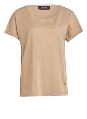 MOS MOSH T-Shirt KAY mit Glitzergarn