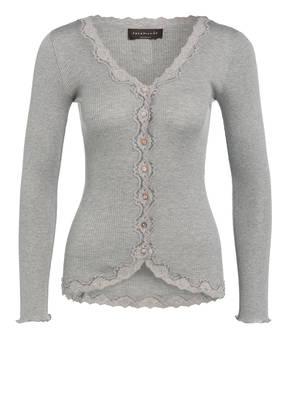 rosemunde Strickshirt BABETTE aus Seide