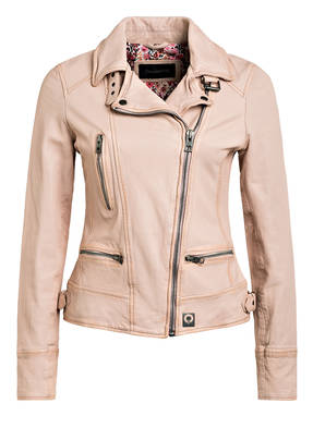 OAKWOOD Lederjacke VIDEO