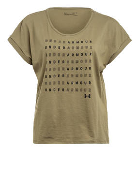 UNDER ARMOUR T-Shirt GRAPHIC SPORTSTYLE FASHION