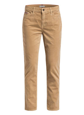 TOMMY HILFIGER 7/8-Cordhose ROME Straight Fit