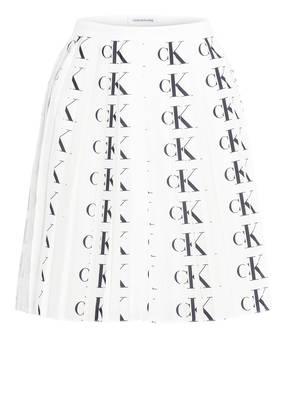 Calvin Klein Jeans Plisseerock