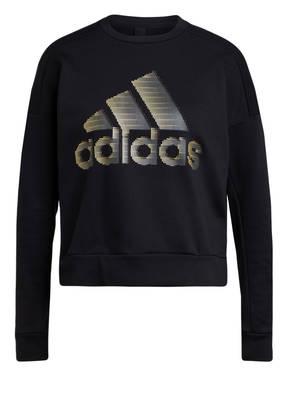 adidas Cropped-Sweatshirt ID GLAM