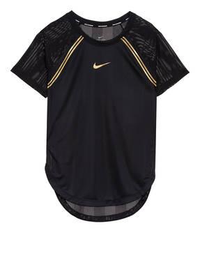 Nike T-Shirt ICON CLASH mit Mesh-Einsätzen