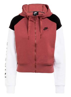 Nike Cropped-Sweatjacke AIR