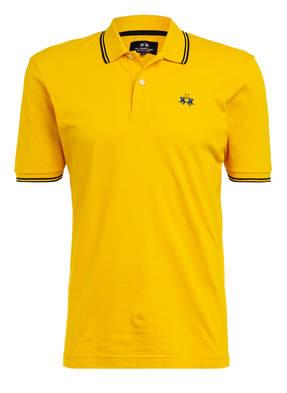 LA MARTINA Piqué-Poloshirt Regular Fit