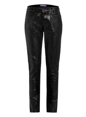 RALPH LAUREN Collection Coated Jeans