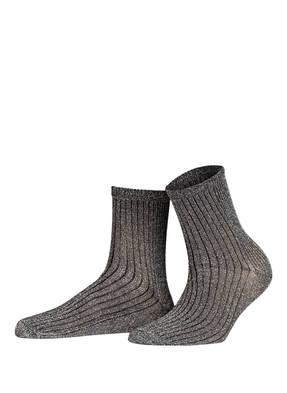 BECK SÖNDERGAARD Socken DINA mit Glitzergarn