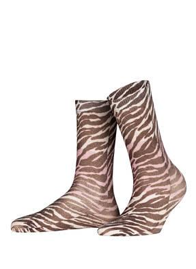 BECK SÖNDERGAARD Socken DAGMAR mit Glitzergarn