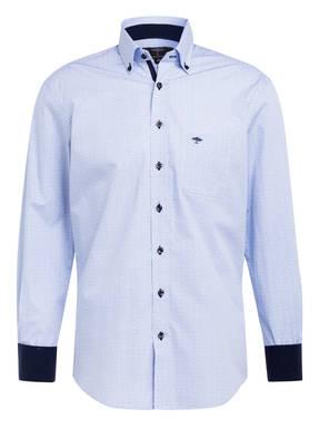 FYNCH-HATTON Hemd Casual Fit mit Minimal Print