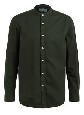 Calvin Klein Hemd Regular Fit mit Stehkragen