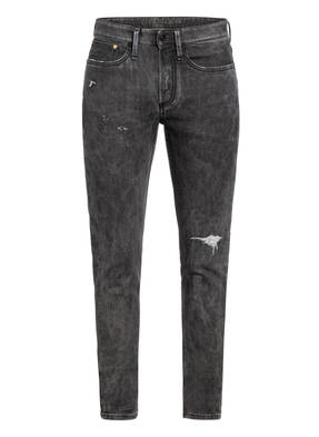 DENHAM Destroyed Jeans BOLT Skinny Fit