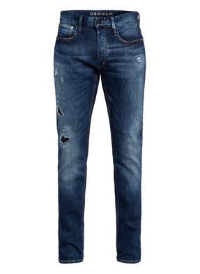 DENHAM Destroyed Jeans BOLT Skinny Fit