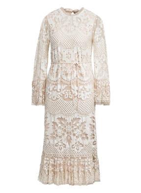 needle & thread Kleid SNOWDROP mit Paillettenbesatz
