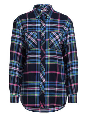 TOMMY JEANS Flanellhemd