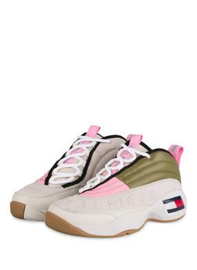TOMMY JEANS Plateau-Sneaker HERITAGE
