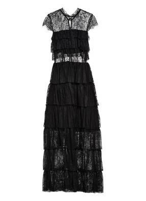 Young Couture by BARBARA SCHWARZER Abendkleid aus Spitze