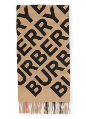 BURBERRY Cashmere-Schal zum Wenden