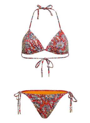ETRO Triangel-Bikini CLIANTHUS
