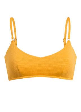 SEAFOLLY Bustier-Bikini-Top STARDUST mit Glitzergarn