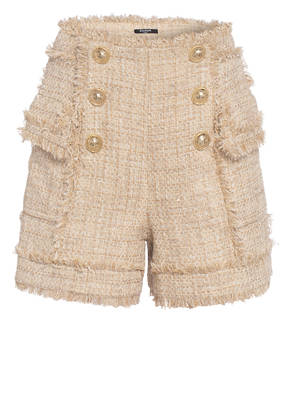 BALMAIN Tweed-Shorts
