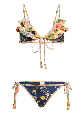 ZIMMERMANN Triangel-Bikini ZINNIA