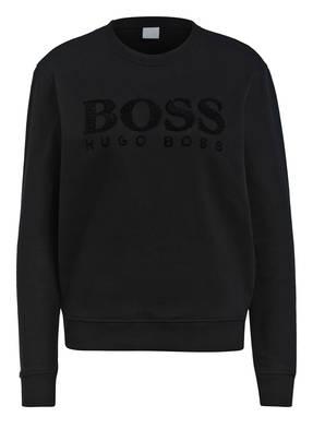 BOSS Sweatshirt TALOGA mit Pailletenbesatz