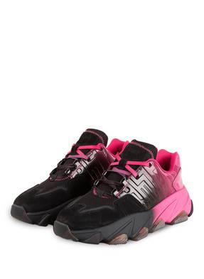 ash Plateau-Sneaker EXTASY
