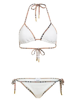 BURBERRY Triangel-Bikini MATA