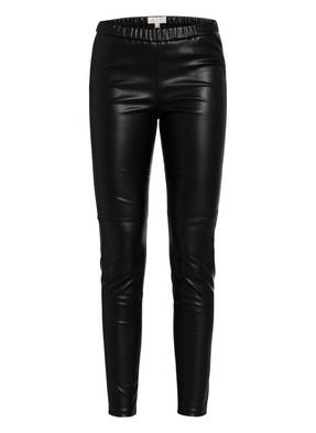 MICHAEL KORS Leggings in Lederoptik