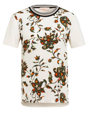 TORY BURCH T-Shirt mit Seide