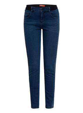 ANGELS Jeans ONE SIZE mit Galonstreifen
