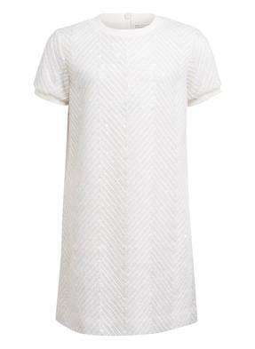 BRUNELLO CUCINELLI Kleid mit Paillettenbesatz