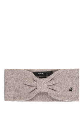 CODELLO Stirnband aus Cashmere