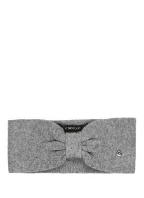 CODELLO Stirnband aus Cashmere