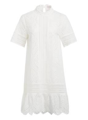 Mrs & HUGS Kleid aus Lochspitze