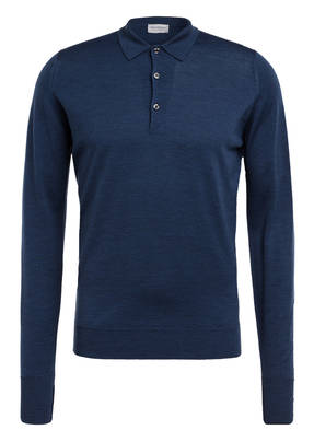 JOHN SMEDLEY Poloshirt COTSWOLD Easy Fit aus Merinowolle