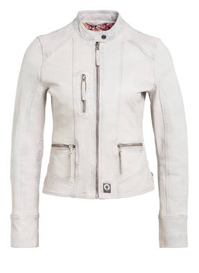 OAKWOOD Lederjacke EACH