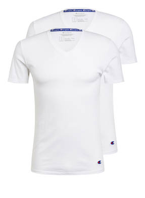 Champion 2er-Pack V-Shirt