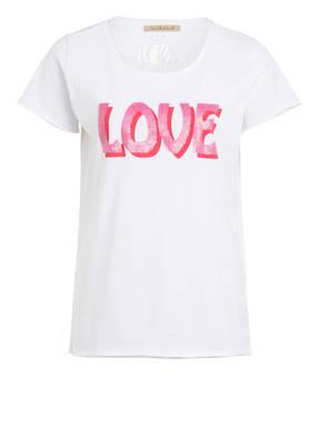Smith&Soul T-Shirts mit Paillettenbesatz