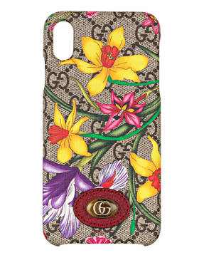 GUCCI Smartphone-Hülle OPHIDIA GG FLORA