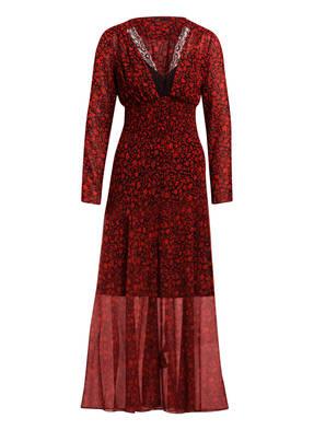 maje Kleid RAVILA mit Spitzeneinsatz